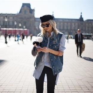 FASHION WEEK PARIS | LOOK I