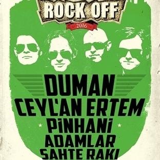 ROCK OFF (YERLİ) 1 EKİM'DE!