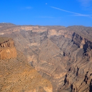 JEBEL SHAMS & WADI GHUL: AM GRAND CANYON DES OMAN