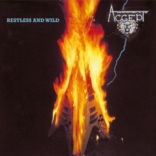 ACCEPT / RESTLESS AND WİLD