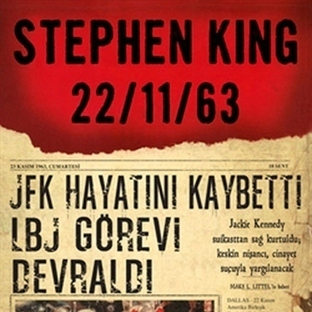 STEPHEN KİNG-11.22.63 KİTABI