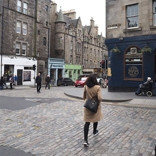 MEIN EDINBURGH TRAVEL GUIDE