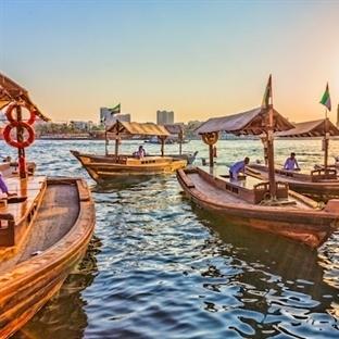 ORIENTALISCHER CHARME AM DUBAI CREEK