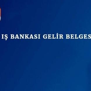 İŞ BANKASI GELİR BELGESİZ KREDİ