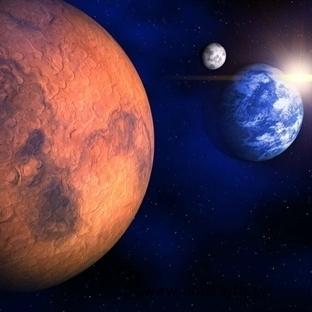 MARS'A ATOM BOMBASI ATSAK NE OLUR ?