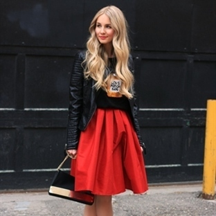 HOW TO ROCK A MIDI SKIRT
