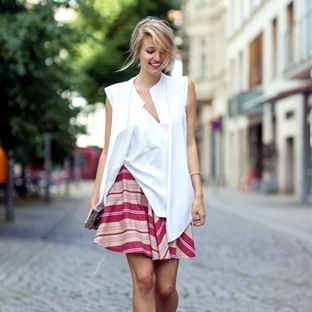 MINI, MIDI, MAXI - I LOVE SKIRTS!