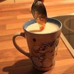 Çocuklar İçin Geliştirdiği Gizli Formül Ballı Süt