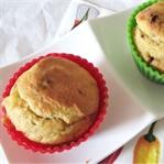 Kuru Domatesli Peynirli Muffin