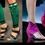 İlkbahar/ Yaz 2014 Bayan Ayakkabı Trendleri