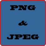 PNG ve JPEG Resim Dosya Formatarı