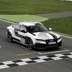 Audi 'nin sürücüsüz aracı RS7 Concept