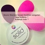 Beauty Blender Benzeri Fondöten Süngeri
