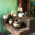 Burmesischer Milchtee für kalte Tage