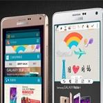 Çift SIM'li Galaxy Note 4 Ortaya Çıktı