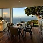 Deniz Manzaralı Modern Yemek Odaları