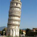Eğik Kuleyi Görmeye Pisa Şehri'ne Gidelim?