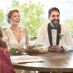 Gülben Ergen ve Erhan Çelik 'in Rustik Düğünü
