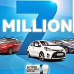 Hibrit otomobiller artıyor