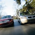 Honda ve Ford Artık Yayalara Çarpmayacak