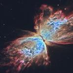 Hubble Gözüyle Kelebek Nebulası