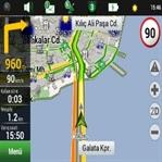 internetsiz gps navigasyon Türkiye haritası !