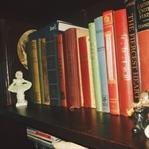 Koleksiyon yapmak ve ciltli kitaplarım
