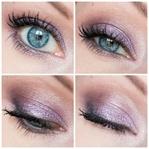 Nachgeschminkt | Lavender Smokey Eye