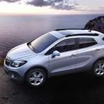 Opel Mokka'ya 1.6 lt dizel motor geliyor