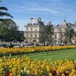 Paris Lüksemburg Bahçesi