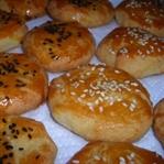 Peynirli Kurabiye (Kuru Pasta)