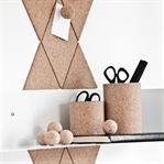 Pinnwand aus Kork (DIY mit Anleitung)