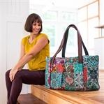 Reisetasche nähen – Dein neuer Herbstbegleiter