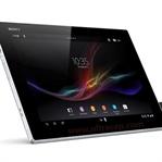 Sony 12 İnç Büyüklüğe Sahip Tablet ile Gelecek