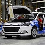 Yeni Hyundai i20'nin üretimi başladı