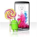 Android Lollipop LG G3 İçin Bu Hafta Yayınlanacak!