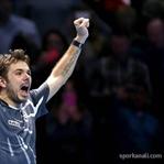 ATP Sezon Sonu Turnuvasında Finalin Adı Belli Oldu