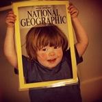 Bu fotoğrafları 4 yaşında bir çocuk çekiyor