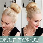 Dev Donut Topuz