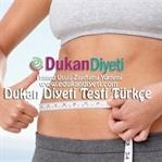 Dukan Diyeti Testi Yeni - Türkçe