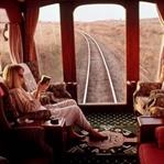 Eşsiz Bir Deneyim İçin Tren Yolculukları Yapın