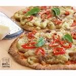 Köz Patlıcanlı Pizza