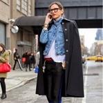 Moda: Denim Ceket