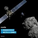 Philae'nin Kuyruklu Yıldıza Yolculuğu