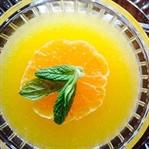 Portakallı Böğürtlenli Pelte Tarifi