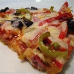 Tavada Patates Pizzası Tarifi