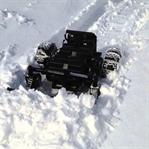 Uzaktan Kumandalı Kar Temizleme Robotu