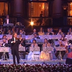 """Valsin Kralı"" Andre Rieu'nun unutulmaz performans"