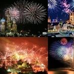 Yılbaşında Yurtdışı İçin En İyi  5 Şehir ..