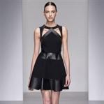 Zara Siyah Elbise Modelleri